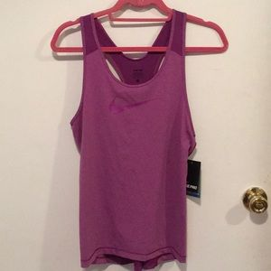 Nike drifit tank-new with tags